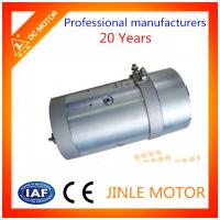 Best High Power 3KW Dc Motor Hydraulic 2850RPM 125MM OD Gearboxes Available wholesale
