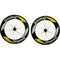 China Carbon Fiber Bicycle Wheels on sale
