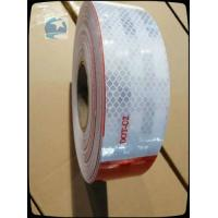 Best Dot Approved Diamond Grade Reflective Tape For Cars 6 Inch Micro Prismatic Grade wholesale