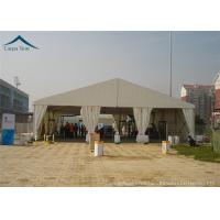 Buy cheap Clear Span Fabric Structures Outdoor 20m By 30m Canopy White For Parties from wholesalers