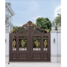 Best Durable Aluminum Sliding Door Main Gate Garden Shade Netting for Courtyard wholesale