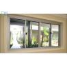 Best Aluminium Double Glazed Sliding Windows With Sub Frame Australian Standard wholesale