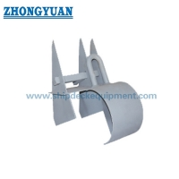 China CB531-66 Simple Anchor Releaser Ship Mooring Equipment for sale
