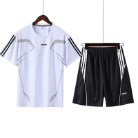 Best Sportswear No Pilling Athletic Fit T Shirt Quick Dry wholesale