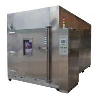 Best 16 Cubic Programmable Walk In Corrosion Test Chamber For Electroplate Test wholesale