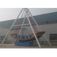 Best Corrosion Resistence Pirate Ship Amusement Ride Gorgeous Color For Life Square wholesale