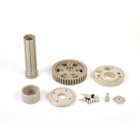 China Delrin 4 Axis Laser Engraving Machined Plastic Components on sale