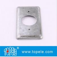 Quality TOPELE Electrical Box Covers 20C3 20C5 Rectangular Outlet Box Covers wholesale
