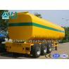 Best Customized Design Durable Oil Tanker Trailer 385 / 65R22.5 Tubeless Tire wholesale