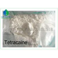 Buy cheap 99% Purity Tetracaine Powder for Natural Pain Killers CAS 94-24-6 from wholesalers