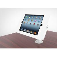Buy cheap 360 Degree Rotatable Ipad Kiosk Holder Rugged Metal Flexible Goose Neck Powder from wholesalers