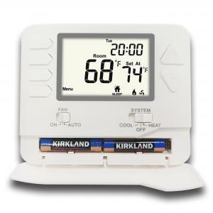 Buy cheap OCSTAT Digital Room Heated Floor Thermostat Blue Backlight Energy Saving from wholesalers