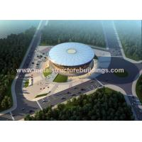 Best Long Span Construction Steel Frame , Pre Engineered Metal Building Systems wholesale