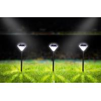 Buy cheap High Efficiency Outdoor Garden Lights , Outdoor Landscape Lighting For Lawn from wholesalers