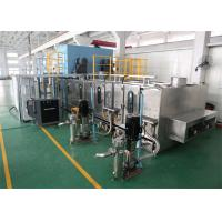 China Bus Curved Glass Cleaning Equipment Bend Glass Washer Machine on sale