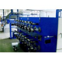 Buy cheap Φ0.10-Φ0.65 Dia Wire Annealing Machine / Hot Coating Copper Wire Tinning Machine from wholesalers
