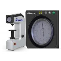 Quality Dial Gauge Motorized Loading Rockwell Hardness Testing Machine With 0.5HR Resolution wholesale