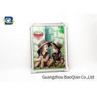 Cute Kid 3D Lenticular Pictures Wall Decoration Picture For Home Decoration for sale