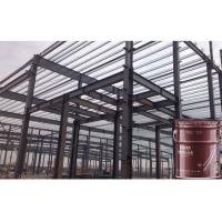 Best 3 Hours White Fire Intumescent Paint Fire Rating For Steel Beams Cementitious wholesale