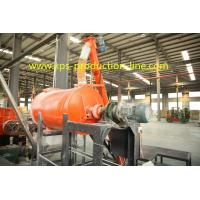 Quality Twin Screw Styrofoam Insulation Board CO2 XPS Extrusion Line 5T / 150 wholesale