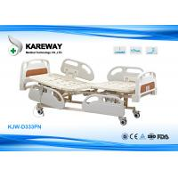 Best Three Functions Electric Care Hospital Bed With Plastic Base In X-Ray Room wholesale