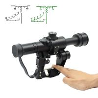 Best Hunting Optical Sight Rifle scope, Sniper scope AK 4X26 SVD wholesale