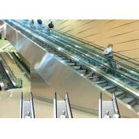 Buy cheap 6000 Height Energy Efficient Escalators Power supply phase failure protector from wholesalers