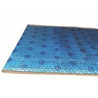 Best 1.4kg Easy Cleaning Aluminium Foil Auto Sound Deadening Mat Different Colors wholesale