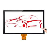 Best Kiosk Projected Capacitive Touch Panel , 6H Hardness Capacitive Touchscreen Display wholesale