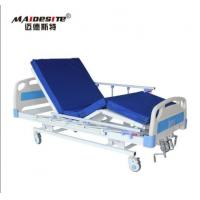 Best M08 Adjustable Three Functions Hospital Bed For Elderly , Sale To Philippines Malaysia Asia wholesale