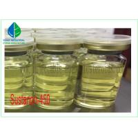 Buy cheap Injectable Finished Liquid Oil Base Testosterone Sustanon 450mg/ml for Muscle from wholesalers