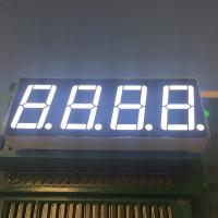 """Buy cheap Ultra white 0.56"""" common anode 7 segment led display for Instrument Panel from wholesalers"""