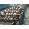 Best 8-10m/min Storage Rack Roll Forming Machine , Gear Drive Steel Roll Forming Machine wholesale