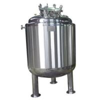 Best Customized 1000L Stainless Steel Storage Tank Mechanical Blending Dispensing Tank wholesale