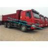 Quality International Dump Truck Heavy Duty Trucks High Carbon Steel wholesale