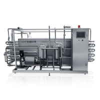 Tubular Dairy Processing Machinery Pasteurization Machine Sterlizer for sale