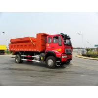 Best Snow Sweeper Sewage Suction Truck Septic Pump Truck Red Color wholesale