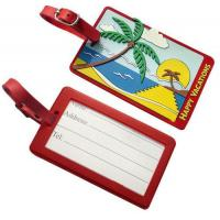 Best Personalized Pvc. rubber, silicone, plastic luggage bag tags accessories wholesale
