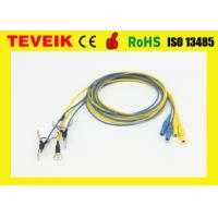 Best Pure Silver Elctrode EEG Cable wholesale