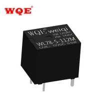 China (WL78) Miniature Automotive Relay Auto Parts for Automobile Starter Oil Pump 20A 14VDC Relays for sale