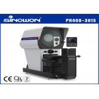 Quality Powerful Digital Horizontal Profile Projector Ø400mm PH400-3015 Built - In Mini - Printer wholesale