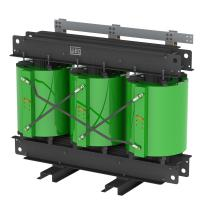 6Kv - 35kv Power Supply Dry Type Transformer SCB10 Power Distribution Equipment