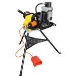 Best HONGLI YG12A Roll Pipe Grooving Machine Fits RIDGID® 300 Power Drive 1500W wholesale