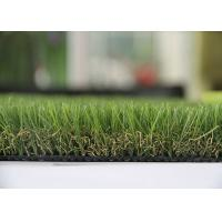 Cheap Soft Feeling Artificial Grass Excellent Abrasion Resistance 35mm for sale