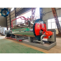 2 Ton Industrial Gas Diesel Oil Fired Steam Boiler For Tomato Sauce Production for sale