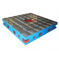 China High Precision Cast Iron Surface Plates With A Hole In Middle  Stable Performance on sale