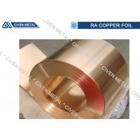 Best Standard Tin Phosphor Bronze Foil Copper Alloy Metal Foils C5191 / C5210 wholesale