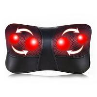 Best Shiatsu Back and Neck Massager Electric Massage Pillow with Heating wholesale