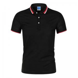 Best Custom Logo Polo T Shirt  Short Sleeve Printed Design  Multiple Colour wholesale
