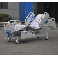 Best Luxury Manual Hospital Bed , Multifunction Intensive Care Bed With CPR wholesale